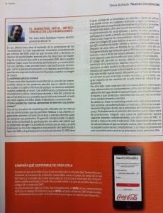 Artículo marketing móvil imprescindible en las promociones