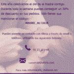 Web móvil promoción