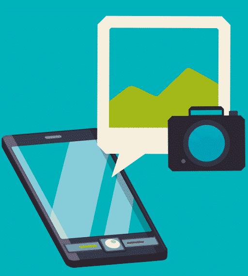 Enviar imágenes por SMS