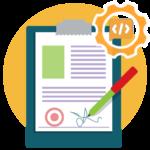 API contrato online