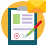 Contrato online por correo electrónico