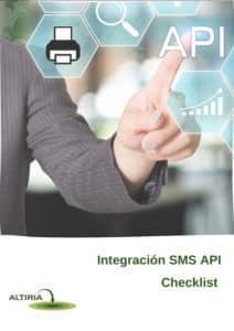 Checklist integración SMS