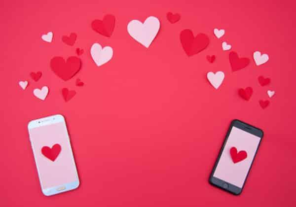 Campaña SMS para San Valentín