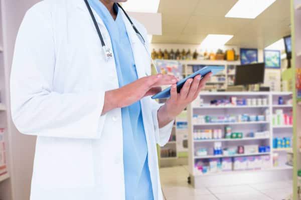 Uso del SMS en farmacias